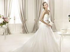 Robe de mariée Pronovias - Les Mariées de NR