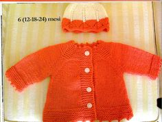 71 best crafts tricot images on crochet Knitting For Kids, Knitting Projects, Baby Knitting, Knitting Stitches, Knitting Patterns, Baby Sweaters, Couture, Kids And Parenting, Sweater Cardigan