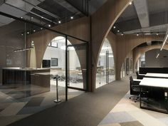 H&M Logistics Center Offices - Taipei - Office Snapshots