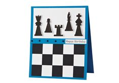 Card for men - Chess printables