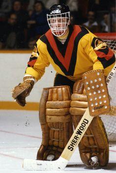 Ricard Brodeur | Vancouver Canucks | NHL | Hockey