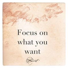 You create your life with your thoughts. Because you are always thinking, you are always creating. What you think about the most or focus on the most will materialize, so get creative and focus on what you want!