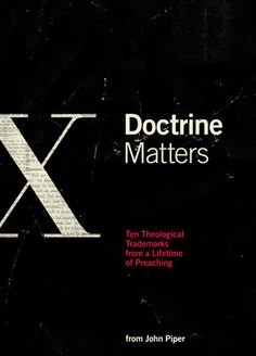 Doctrine Matters is the theological summary of one preacher's lifetime of…