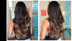 Guy tang natural ombre