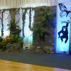 Tropical Jungle Theme Props | Flickr - Photo Sharing!