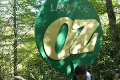 Land of Oz Theme Park