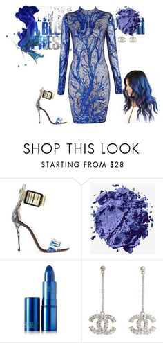 """""""DIOR BELLA Color"""" by diorbellainc ❤ liked on Polyvore featuring Christian Louboutin, NYX, Lipstick Queen and Chanel"""
