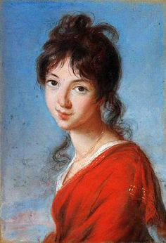 Louise Élisabeth Vigée Le Brun, Princesse Teresa Czartoryska on ArtStack #louise-elisabeth-vigee-lebrun #art