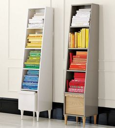 cool book shelf design