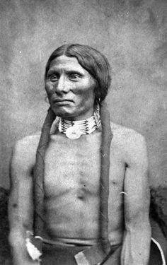 Little Big Man. Oglala Lakota. 1870-1880. Source - Denver Public Library.
