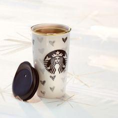 Black heart travel mug from @starbucks http://rstyle.me/~38r7K