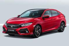 Batami.in: 2017 Honda Civic Hatchback revealed ahead of 2016 ...