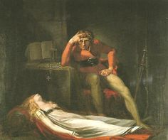 FUSELI, John Henry Ezzelin and Meduna 1779 Oil on canvas, x cm Sir John Soane's Museum, London Lady Macbeth, William Blake, A4 Poster, Poster Prints, Canvas Art Prints, Oil On Canvas, Art Romantique, Web Gallery Of Art, Mystique