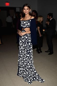 Zendaya in Michael Kors Collection - The 2016 CFDA/Vogue Fashion Fund Gala Dinner - November 7, 2016