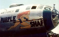 Korean Era, B-29 'Nose Art'