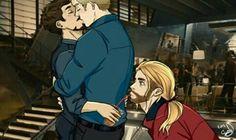Oh… Thor…