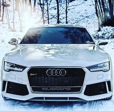 42 ideas audi cars 2016 for 2019 Audi 100, Luxury Boat, Luxury Cars, Dream Cars, Audi Rs7 Sportback, Automobile, Audi Cars, Performance Cars, Sexy Cars