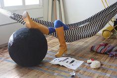 indoor hammock, please