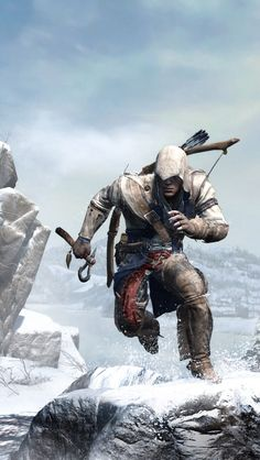 Connor Kenway (Assassin's Creed III)