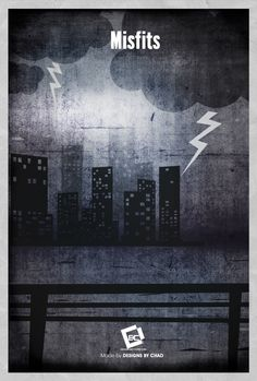 Misfits Minimal Poster by ~Chadski51 on deviantART