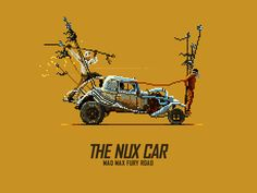 MAD MAX Fury Road on Behance // this is gracefully made #furyroad #madmax