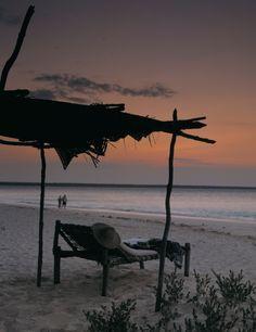 Zanzibar evening light