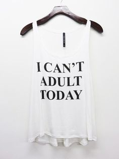 Can't Adult Tank – ROUTE 32