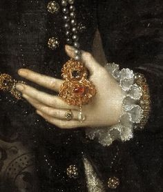 Moro, Antonio -- Retrato de dama
