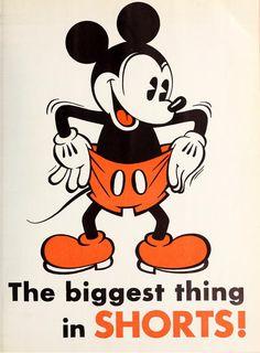 I love Mickey!!