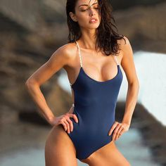 00be40e6b6d Belize - Cheeky One Piece With Braided Straps Women Swimsuits
