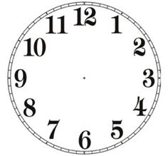 Get our latest new collections of printable blank clock templates as your students learning resources in high definition! Telling time worksheets for first grade. Blank Clock Faces, Clock Face Printable, Face Template, Diy Clock, Coloring For Kids, Worksheets, Decoupage, Stencils, Clip Art