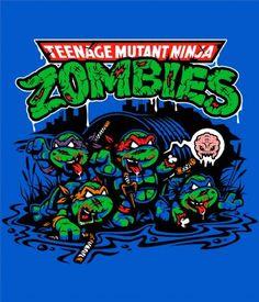 Resultado de imagen para camisetas zombies