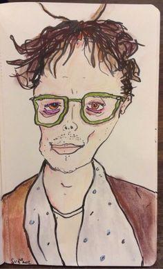 matthews self portrait of himself of 2013