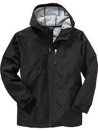 Boys Hooded Anoraks