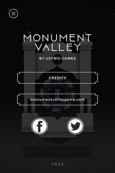 Monument Valley ui에 대한 이미지 검색결과