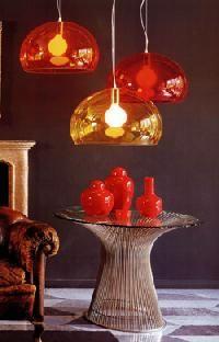 Kartell Fl/y hanglamp design Ferruccio Laviani