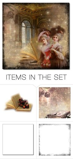 """""""Our Story"""" by ritadolce ❤ liked on Polyvore featuring art"""