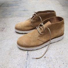 A.P.C x DIEMME Bonito Chukka Boots  10/10