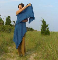 Gaia Conceptions   Shawl Shirt