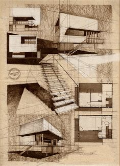 horia creanga by Surduleasa Alina #architecture #design #drawing Pinned by www.modlar.com