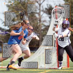 Your Edge: Shannon Gilroy's Crease Technique - US Lacrosse