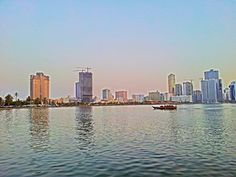 Fall in love with Sharjah...