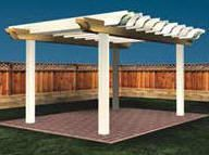37 Free Do It Yourself Gazebo, Arbor and Pergola Building Plans - I'd love to build a pergola like this for my grapevines!...might need some help though.  :)
