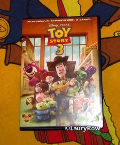 """DVD que j'avais reçue en échange de mes points de l'ancien site """"Disney Privilèges"""" reçu le 15/11/17*"""