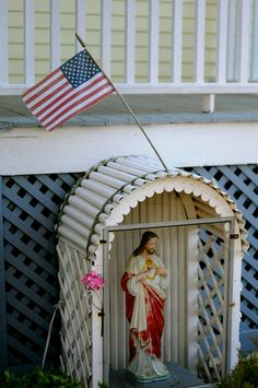 Jesus Loves America by just maryse, via Flickr