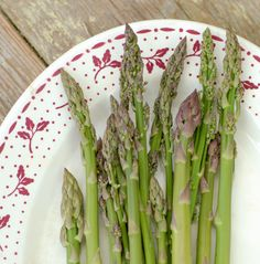 Wild Asparagus: Finding It and Grilling It