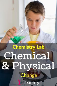 Free Chemical and Physical Changes Lab Activity to use with your NGSS High School Chemistry class. We give you the lab sheets and everything you need! Biology Teacher, Chemistry Teacher, Chemistry Labs, Teaching Biology, Chemistry Classroom, High School Chemistry, High School Science, School Classroom, Google Classroom