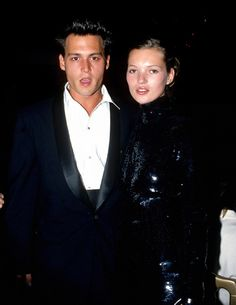 KM & Johnny Depp are a good couple