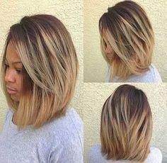 HomeWomen HairstylesMedium Layered Hairstyles For Women 2015