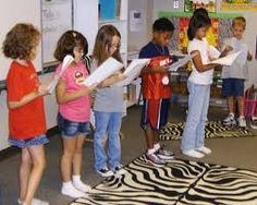 Literacy, families and learning: Readers' Theatre: Ideas for Improving Comprehension, Fluency & Expression Reading Fluency, Reading Skills, Teaching Reading, Teaching Ideas, Learning, Reading Charts, Reading Resources, Reading Activities, Guided Reading